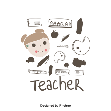 Teaching Vector Character Transparent & PNG Clipart Free Download