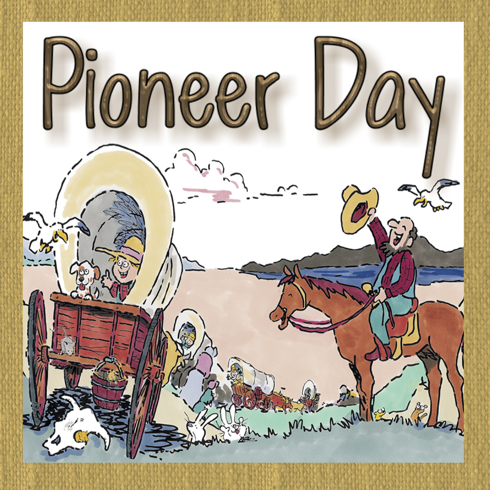 Pioneer clipart cute. Cilpart gorgeous ideas day