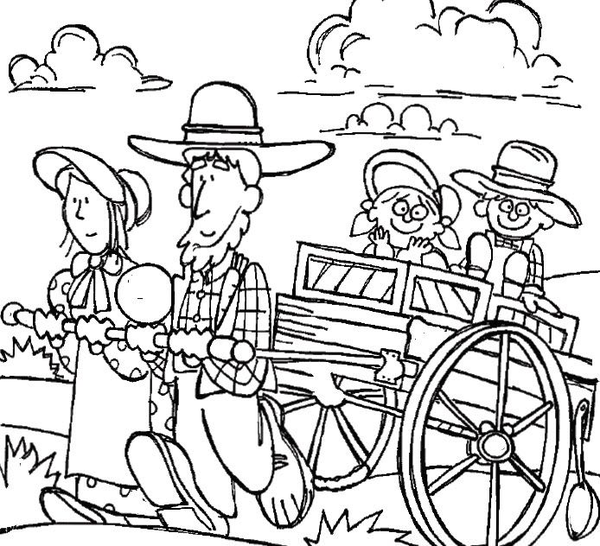Pioneer clipart people. Lds free images at
