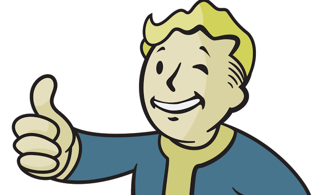 Pip boy thumbs up png. Cruisers complaining about bbs