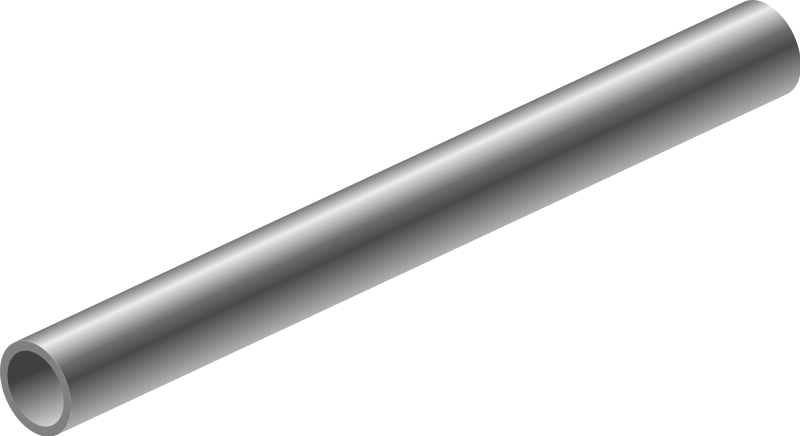 Vector pipes metal pipe. Free cliparts download clip