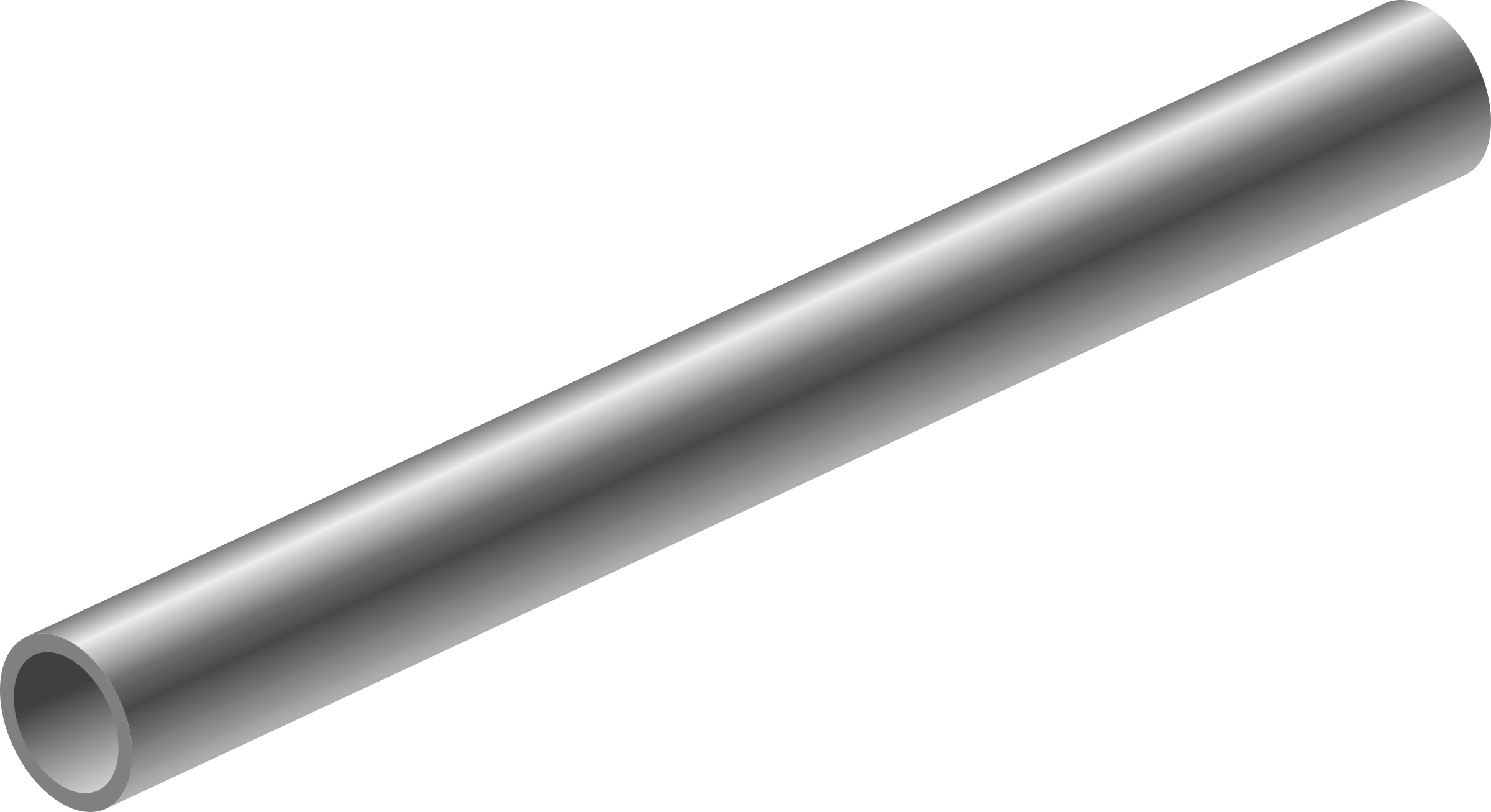 Pipe png. Black and white transparent