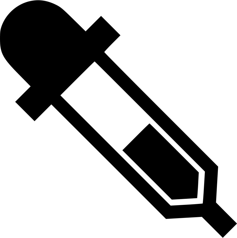 Pipette drawing svg. Png icon free download