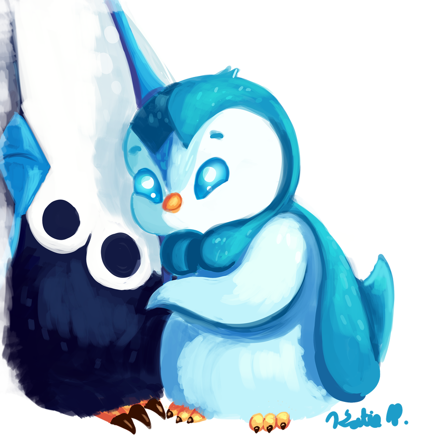 Piplup transparent deviantart. By aclockworkkitten on