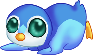Piplup drawing cute. By dragowlfly on deviantart