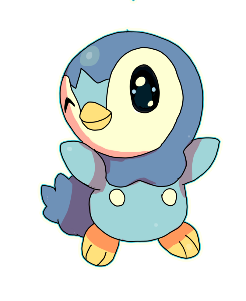 Piplup transparent deviantart. By lizardoneievui on