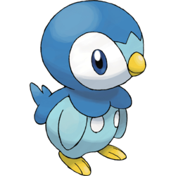 Piplup drawing easy. S new partner tftg