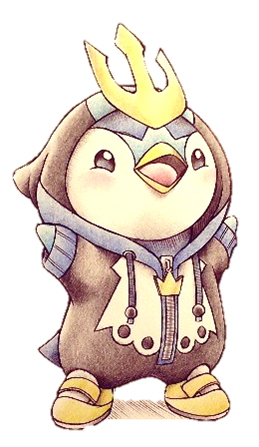 Piplup drawing empoleon. A new pokemon wallpaper