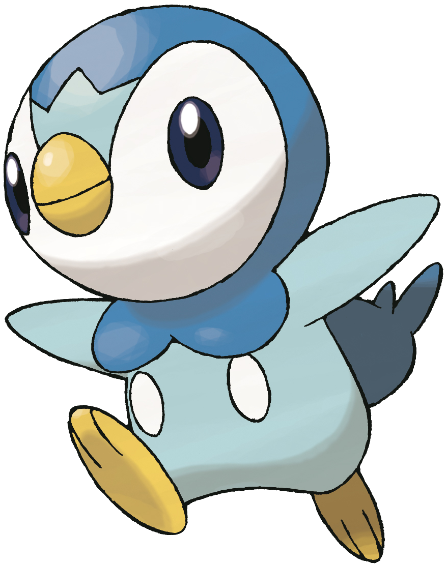 Piplup drawing love. I so much pokemon