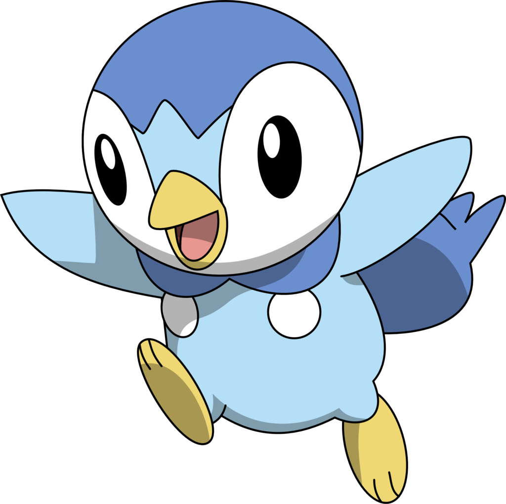 Vp pok mon thread. Piplup drawing realistic image freeuse