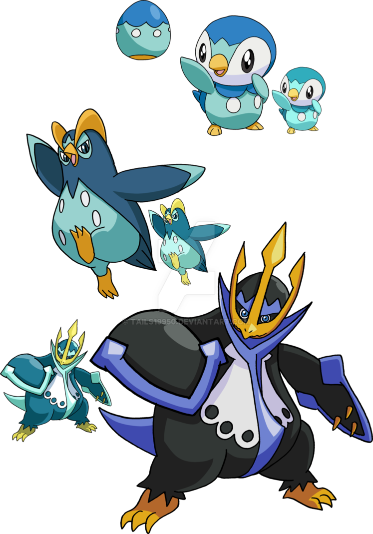 Piplup drawing prinplup. And evolutionary family