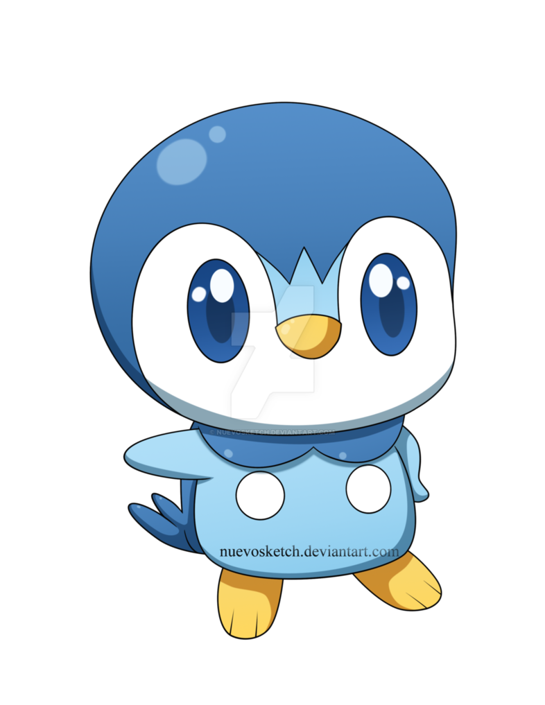 Piplup transparent deviantart. B day by nuevosketch