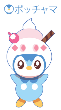 Penguinpokemon explore on deviantart. Piplup drawing realistic clip art freeuse stock