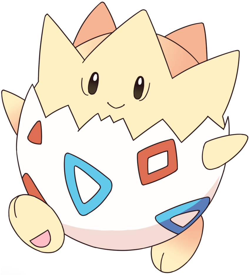 Piplup drawing togepi. By crystal ribbon on