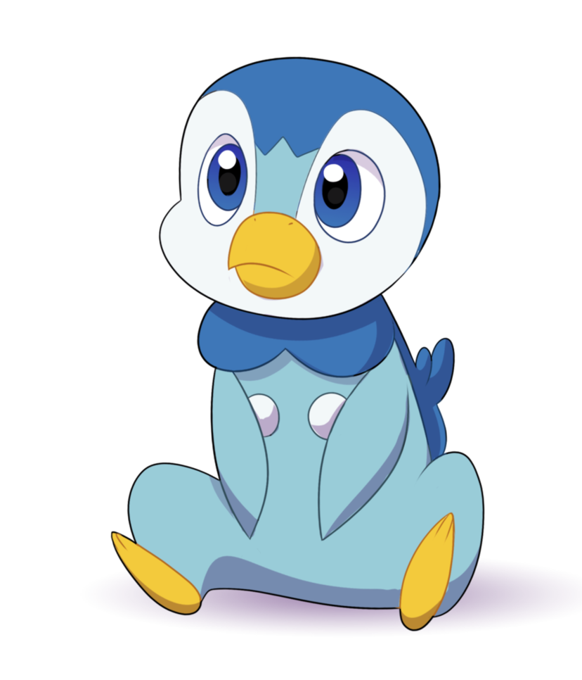 Piplup transparent deviantart. By mellacakes on