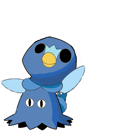 Piplup transparent deviantart. Mimikyu by chadone on