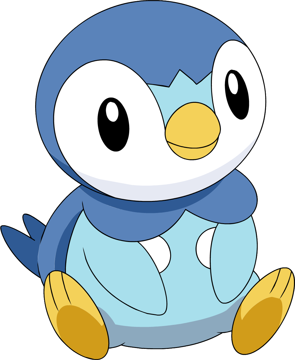 Penguin png anime