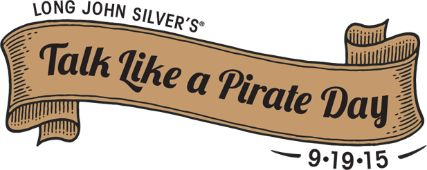 Pirate banner png. Free fish or chicken