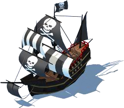Pirate ship png. Image empires allies wiki