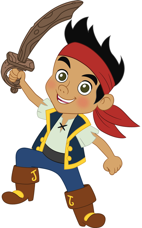 Treasure clipart jake and the neverland pirates. Pirate