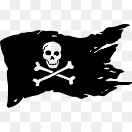 Pirate clipart pirate flag. Png images vectors and