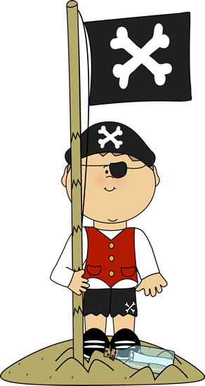 Pirate clipart pirate flag. Clip art images with