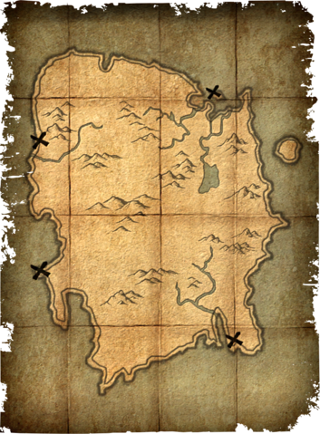 Pirate map png, Picture #760004 pirate map png