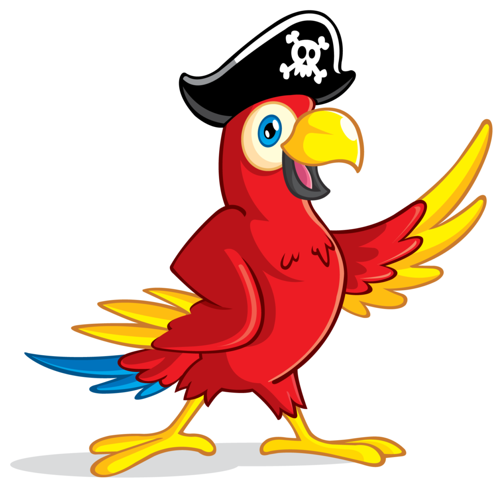 Pirate parrot png. Transparent image peoplepng com
