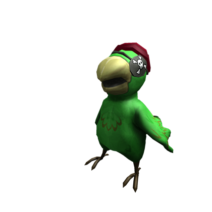 Pirate parrot png. Image true roblox wikia
