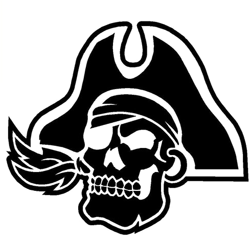 Download png image with. Transparent bones pirate skull clipart
