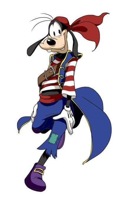 Pirates clipart goofy. Best tribilin images
