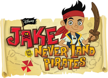 Scroll clipart pirate. Jake and the never