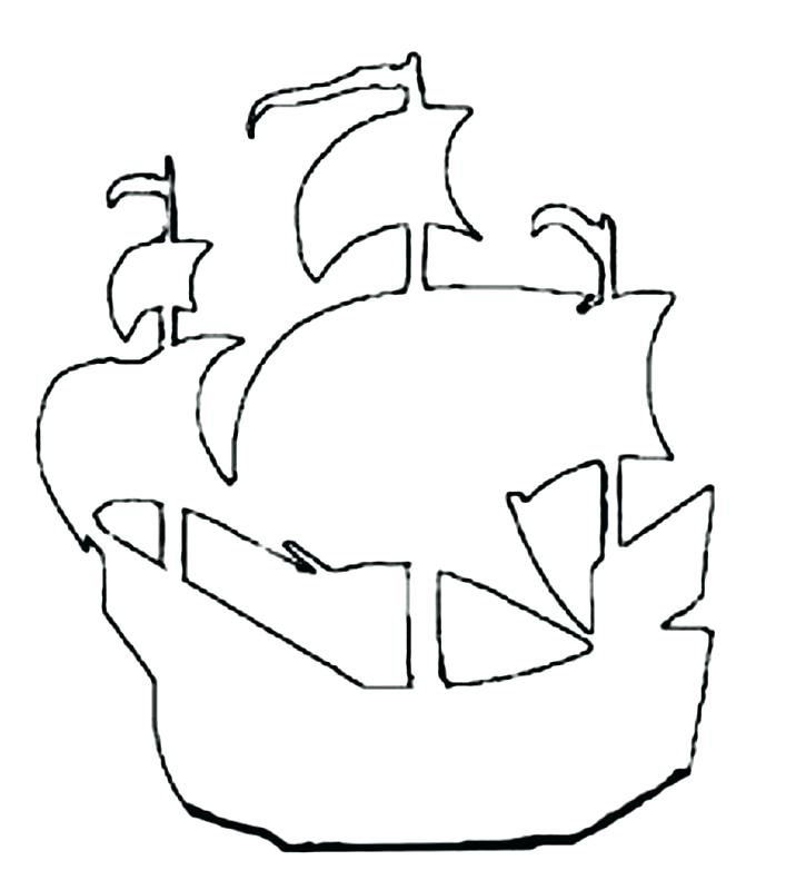 Pirates clipart outline. Pirate ship nurseries