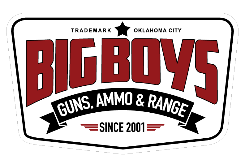 Weapon clip big gun. Boys guns ammo range