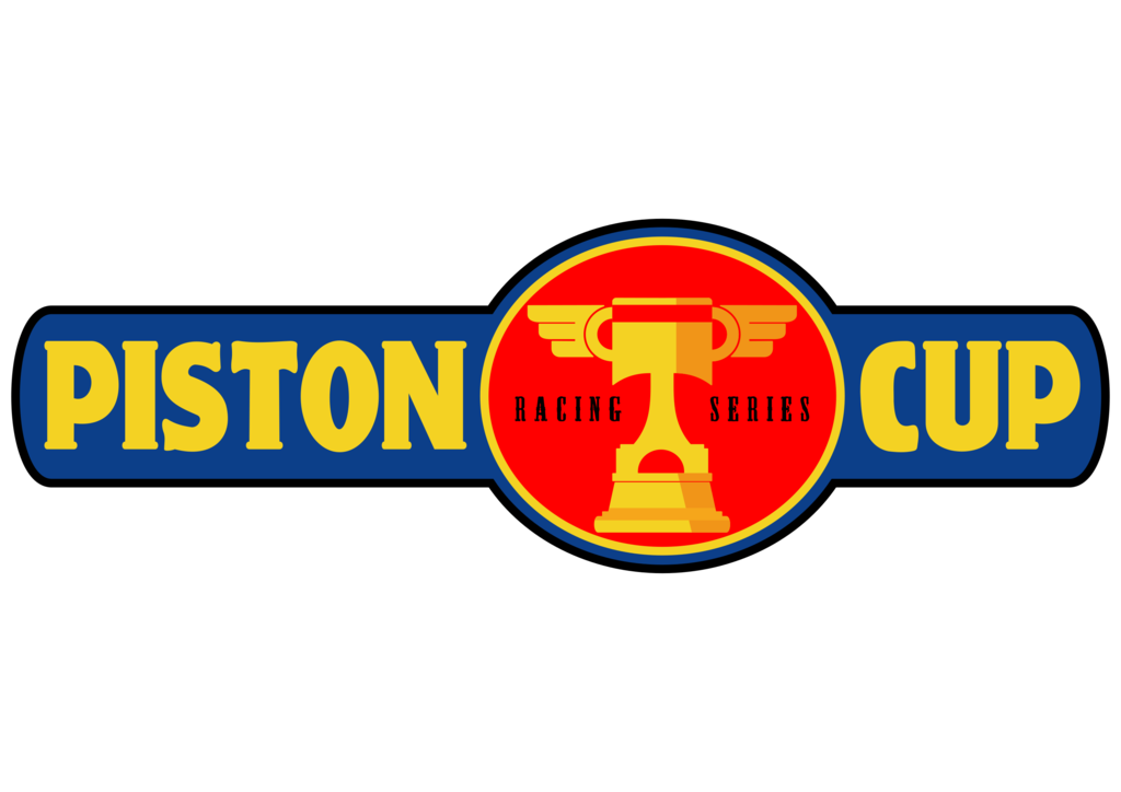 Piston cup png. Cars ver by pointingmonkey