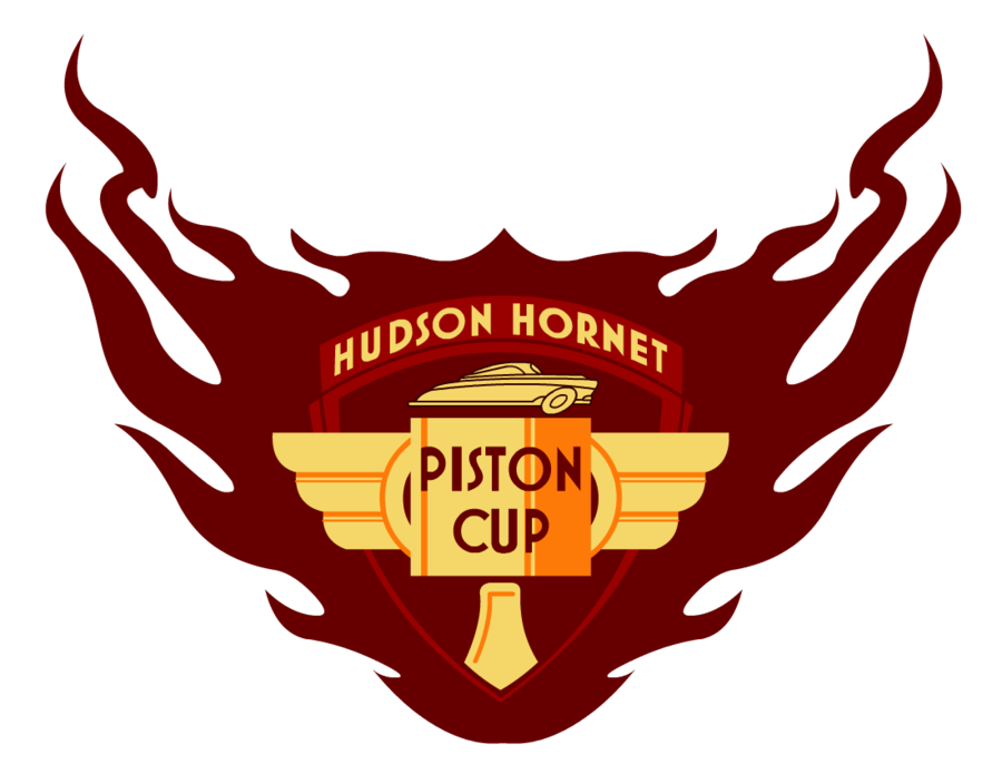 Piston cup png. Doc hudson logo by