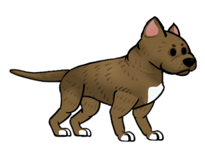 Pit bull terrier png. Image fos fallout wiki