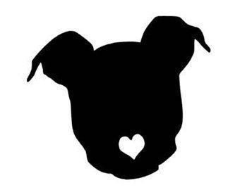 Pitbull clipart outlines. Image result for outline
