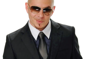 Pitbull artist png. Singer image related wallpapers