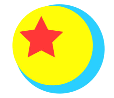 pixar ball png