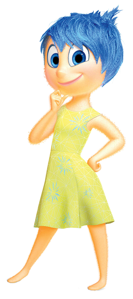 Pixar clip riley. Joy inside out disney