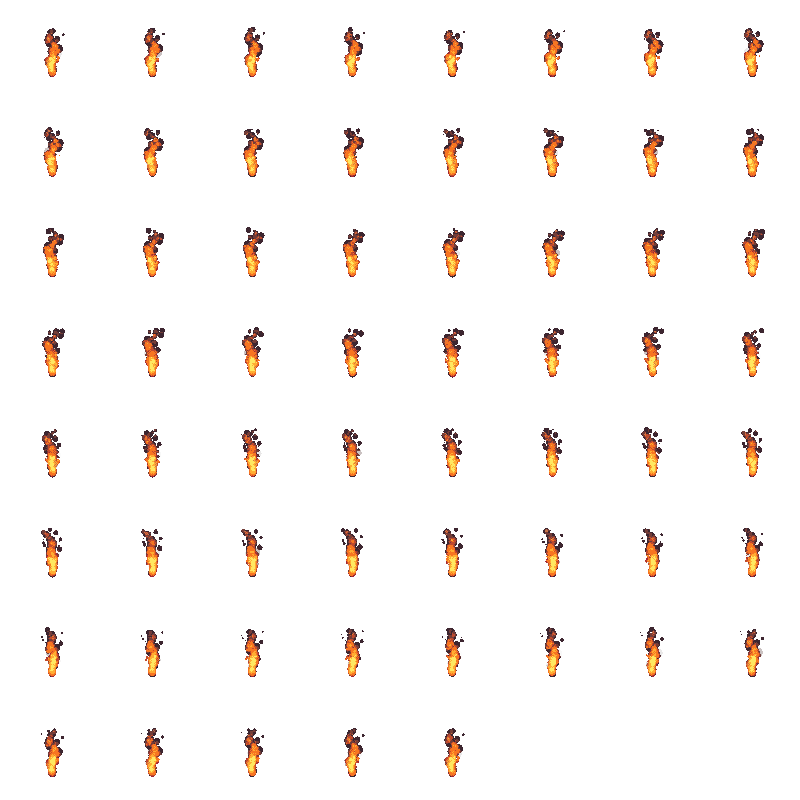 Fire sprite sheet png. Free pixel effects pack