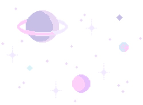 Pixel planet png. Tumblr planets star stars