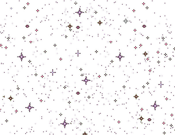 Pixel sticker by . Png stars svg free stock