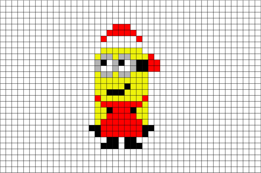 Pixels Drawing Christmas Transparent Png Clipart Free Download