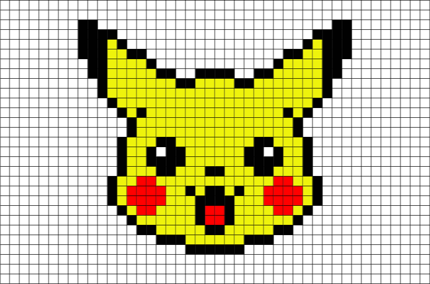 Thunderbolt Drawing Pixel Art Picture 2769055 Thunderbolt