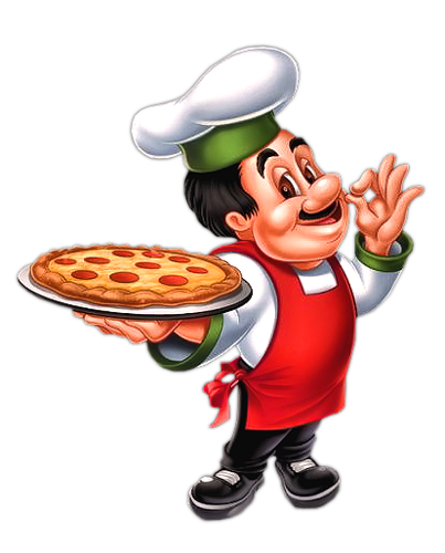 pizza chef png