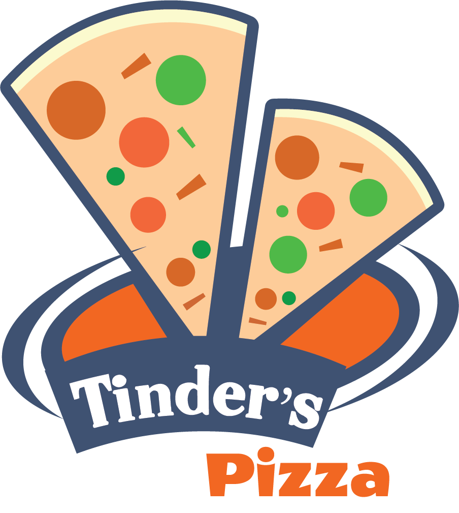 Pizza clip wing. Tinder s the best