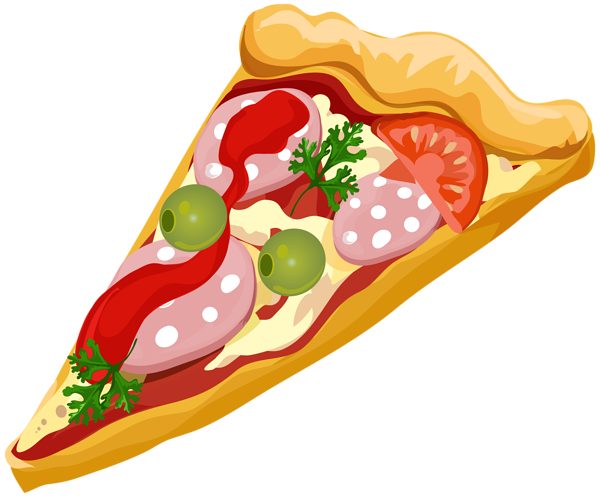 Pizza clip transparent. Png art gallery yopriceville