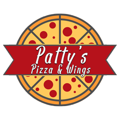 Pizza clip wing. Patty s wings shop